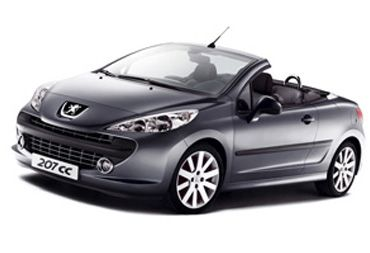 Location Peugeot 207 CC